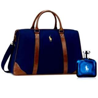 Ralph Lauren travel bag (Authentic)
