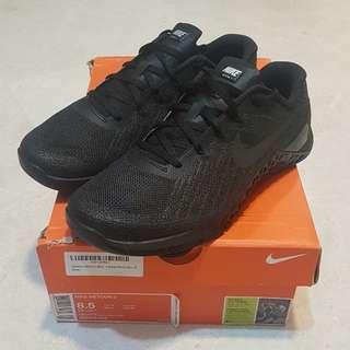 Nike Metcon 3 Black US8.5