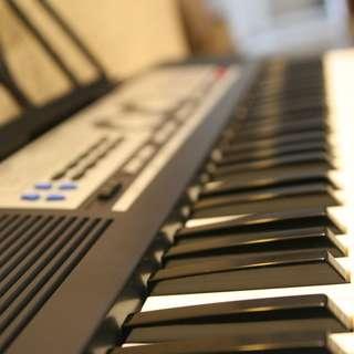 永美61鍵YM6100 電子琴