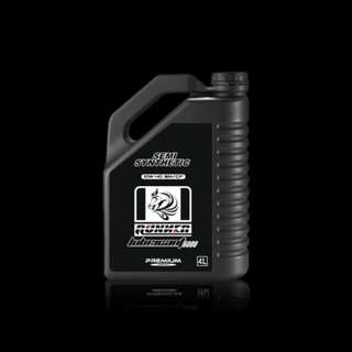 LUBRICANT 6000 10W40 semi-synthetic