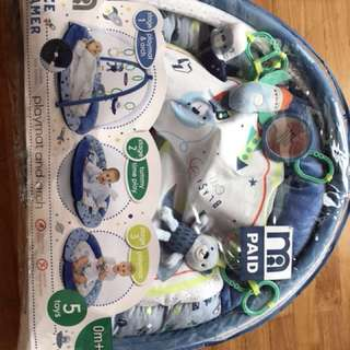 Mothercare baby playmat space dreamer