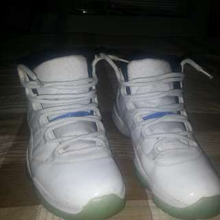 Legend Blue 11s sz10.5