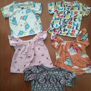 Brand new Toddlers Apparel
