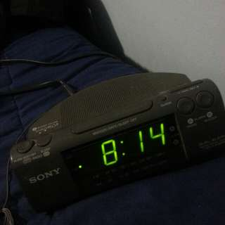 Alarm Clock with radio
