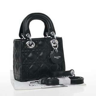 Lady Dior Petite With Chain