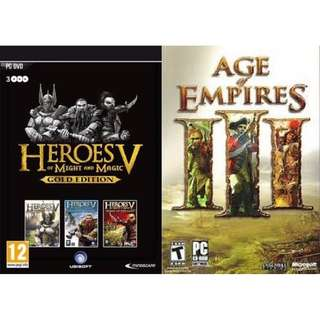 Used PC Games