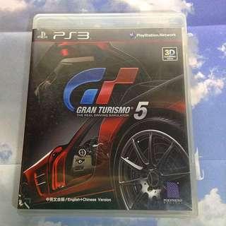 PS3 GT5 中英文合版