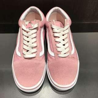 Vans-oldskool粉色