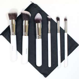 Sale! Morphe 690 - 6 piece Deluxe Contour Brush Set