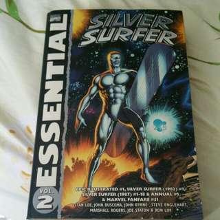 Essential Silver Surfer Vol. 2