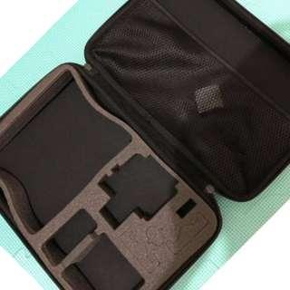 Go Pro hard case bag