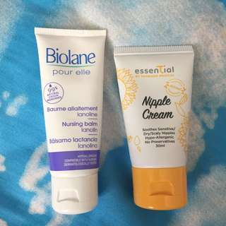 Nipple Cream / Nursing Balm