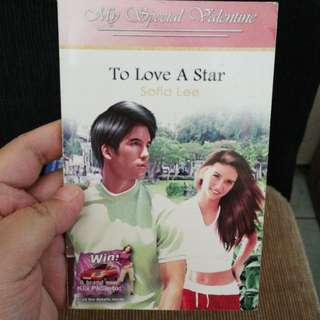 Pocket Book (My Special Valentine - To Love a Star)