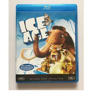 Ice Age Blu Ray