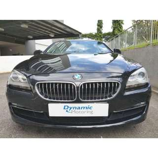 BMW 640i Coupe Auto