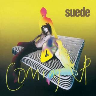 Suede | Coming Up | CD