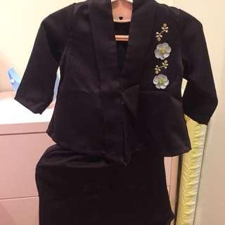 Baju Kurung and Kebaya