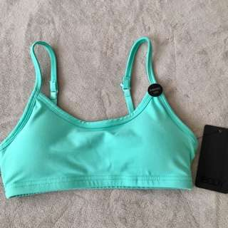 BRAND NEW AQUA SPORTS CROP TOP XS