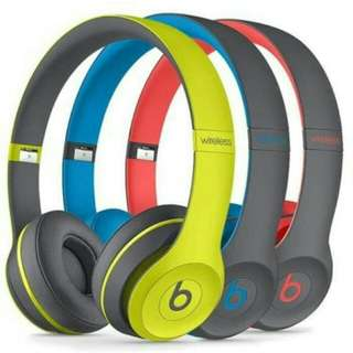 HEADSET HANDFREE BANDO BLUETOOTH BEATS TM-019