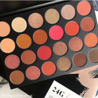 Morphe Brushes 24G Grand Glam Eyeshadow Palette