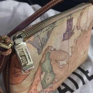 ALVIERO MARTINI 地圖袋