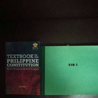 DSM5 AND PH consti