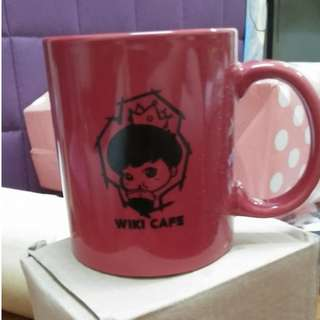 SUPER JUNIOR SUNGMIN WIKI CAFE MUG