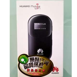 Huawei華為 WiFi蛋 3G Pocket WiFi