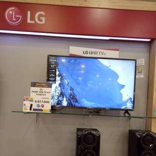 Tv LG bisa cician