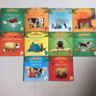 Usborne Farmyard Tales/Storybook