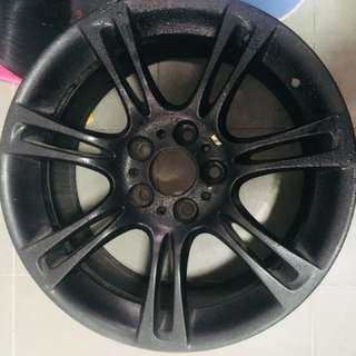 BMW E60 M-Sport Wheels