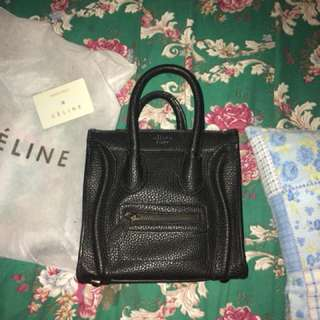 Tas Celine Mini Black