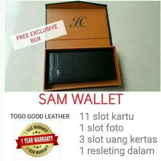JH SAM WALLET FOR MAN