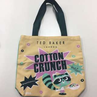 TED BAKER厚身Tote bag