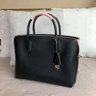 Dior bag 100%Real 正品 一包兩款用