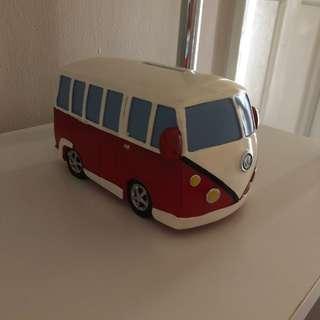 VW Kombi money box or home decoration