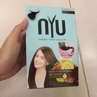 Colour hair NYU