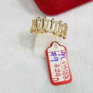 Saudi Gold Rings 18K