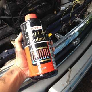 Toyota Long Life Coolant (red)