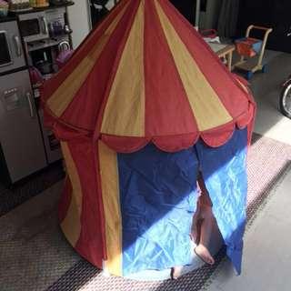 Play Tent - waterproof fabric