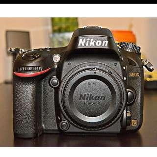 Nikon D600 (Body only)