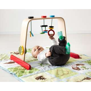 IKEA LEKA Baby Play Gym