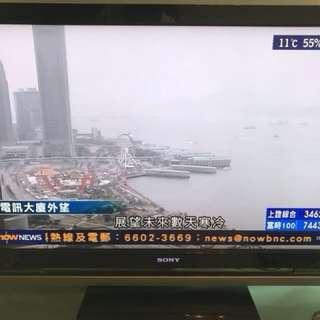 Sony KLV40W400A 40吋電視 支持1080全高清