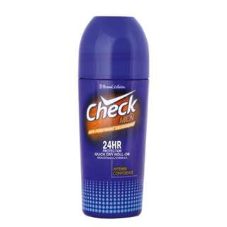 "Anti-Perspirant ""Check"" Deodorant for Men 50ml"