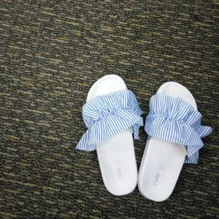 Cotton On Bow Sandals