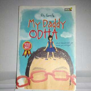 NOVEL REMAJA MY DADDY ODHA KARYA DY LUNALY MURAH