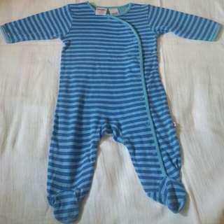 Preloved Baby Sleepsuit