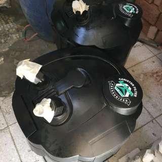 魚缸濾水桶