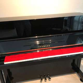 Preloved Yamaha Piano
