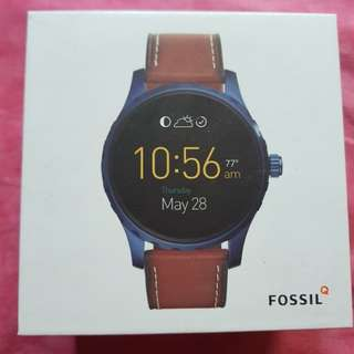 Fossil Q Marshal Android Smart Watch